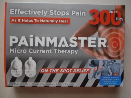 new Painmaster packaging